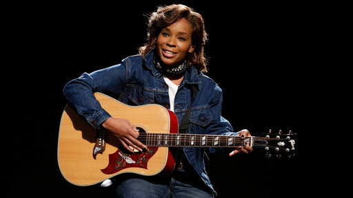 """S5E51 Amber Cougar Mellencamp Performs """"Sneaky Dianne"""""""