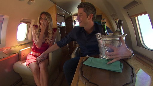 """S22E3 """"The Bachelor"""" WOW Moment Week 3: Arie Rolls Out the Red Carpet for Lauren S."""