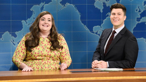 S43E12 Weekend Update: Aidy Bryant