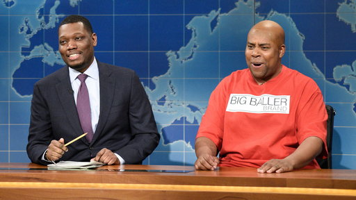 S43E12 Weekend Update: LaVar Ball on Sons LaMelo and LiAngelo