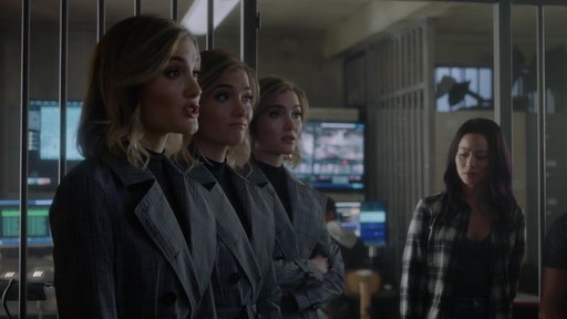 "S1E12 The Frost Sisters Devise A Plan from ""eXtraction"""