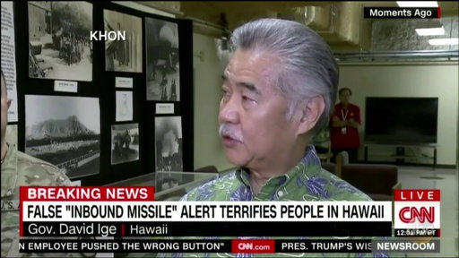 S16E5 Hawaii's Weekend Missile Mishap