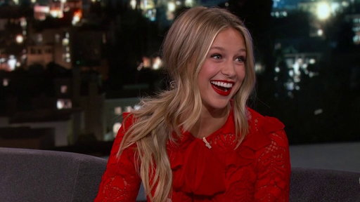S16E5 Melissa Benoist Reveals Best Part About Playing Supergirl