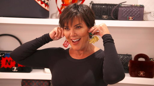 S14E14 Kris Jenner Is Ready to Show Off Her New Ears!