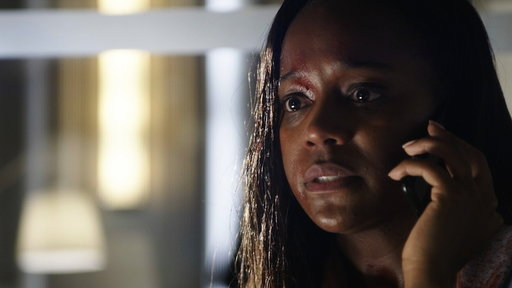 S4E9 Annalise Finds Out About the Shooting