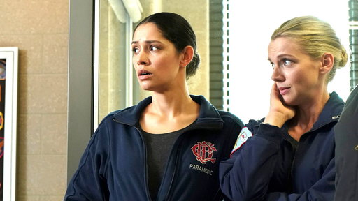 Chicago Fire S06E09 Foul Is Fair