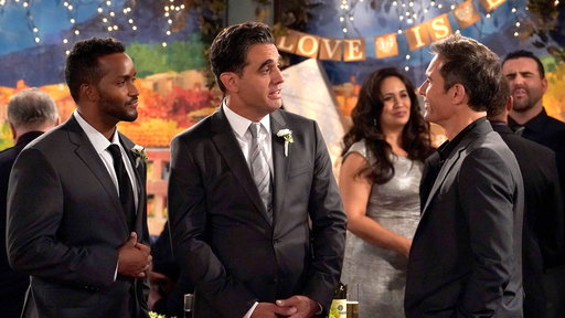 Will & Grace S01E10 The Wedding