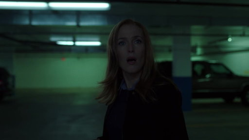 S11E4 Scully Meets With The Stranger