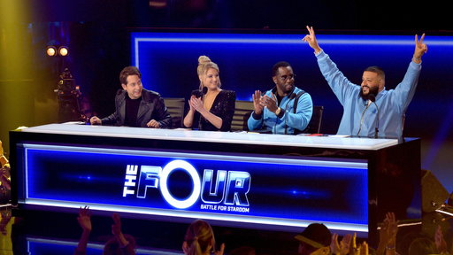 The Four: Battle for Stardom S01E04 Week Four