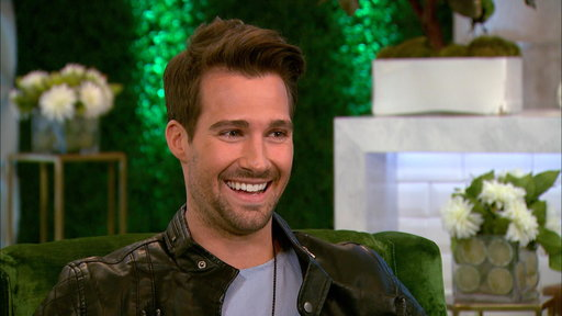 S32E0 'Celebrity Big Brother': James Maslow