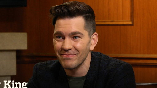 S6E81 Why Andy Grammer named his daughter Louisiana