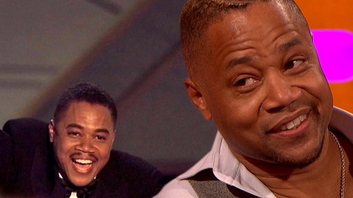 S22E16 Cuba Gooding Jr Reveals What It's Really Like at the Oscars