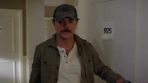 S2E15 Riggs Can't Keep His Eye's Off The Mini Bar