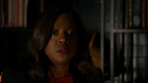 S04E12 Annalise Confronts Isaac About Using Again