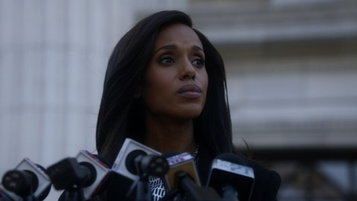 S07E11 Olivia Pope Resigns as White House Chief of Staff