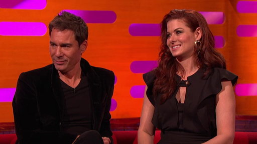 S22E17 Madonna Causes a Rift Between Debra Messing & Eric McCormack