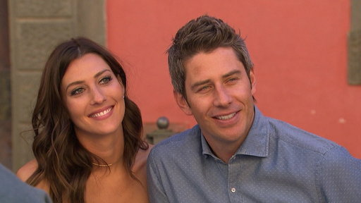 "S22E7 ""The Bachelor"" Week 7 Deleted Scene: Arie and Becca Play Cards in Tuscany"