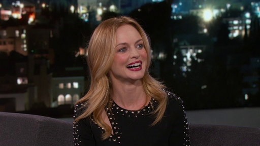 S16E21 Heather Graham Reveals She Has Been Harassed a Lot