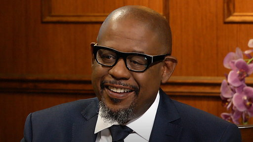 S6E86 Forest Whitaker: 'Black Panther' like nothing you've seen before
