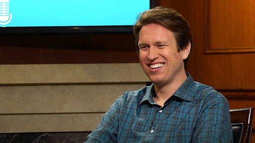 S6E87 Pete Holmes used to draw cartoons for 'The New Yorker'