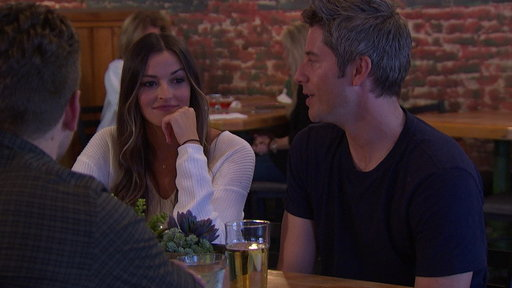 S22E8 Week 8 Deleted Scene: Tia Introduces Arie to Raven and Adam