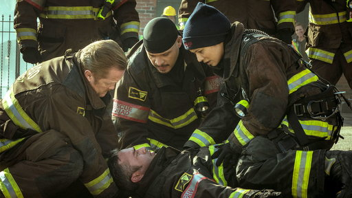 Season 6, Episode #12 Severide in Peril Screenshot