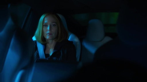 S11E07 Scully Gets In A Driverless Car