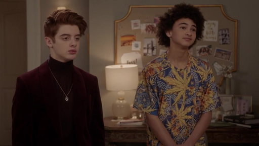S2E16 Sabrina Wants Chip & His Friend to Change Their Outfits
