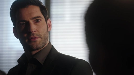 S3E16 Lucifer Is Excited About A Dangerous Explosion