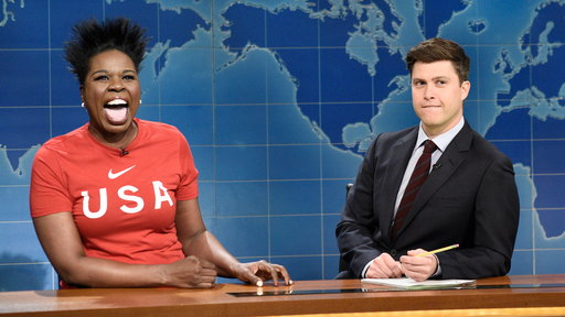 S43E16 Weekend Update: Leslie Jones on the 2018 Winter Olympics