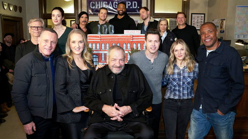 S5E16 Chicago P.D. Celebrates 100 Episodes!