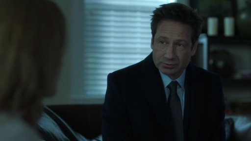 S11E8 Mulder Talks With A Mother