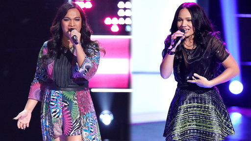 """S14E03 Angel Bonilla and Jamella Blind Auditions: """"Lay Me Down"""" and """"Dive"""""""