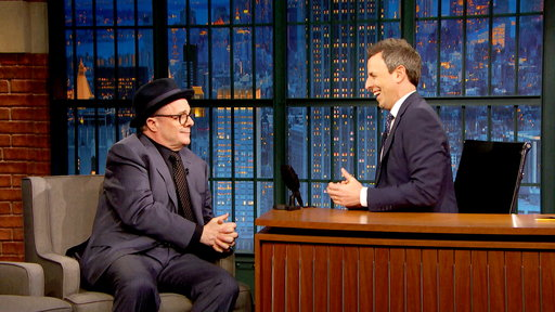 S5E72 Nathan Lane, Michael K. Wiliams, Brad Meltzer