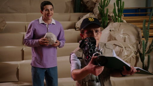 The Goldbergs S05E15 Adam Spielberg