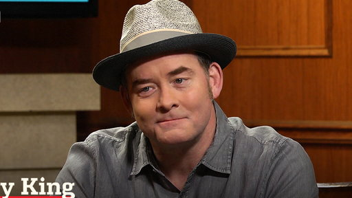 Larry King Now S06E96 David Koechner on 'Anchorman,' His Midwest Roots, & Comedy