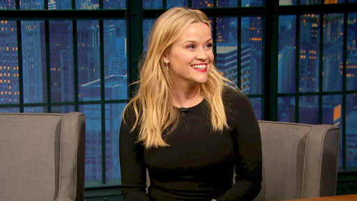 Late Night with Seth Meyers S05E75 Reese Witherspoon, David Remnick