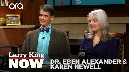 Larry King Now S06E99 Dr. Eben Alexander on Consciousness and the Afterlife