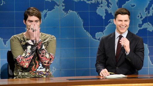 S43E18 Weekend Update: Stefon on St. Patrick's Day