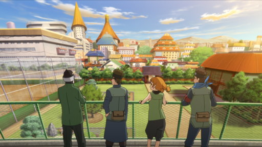 S1E50 (Sub) The Chunin Exams: The Recommendation Meeting