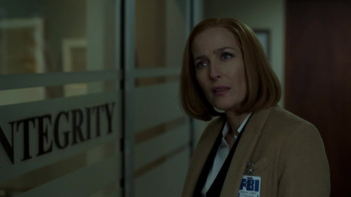 S11E10 Scully Asks Walter For Help