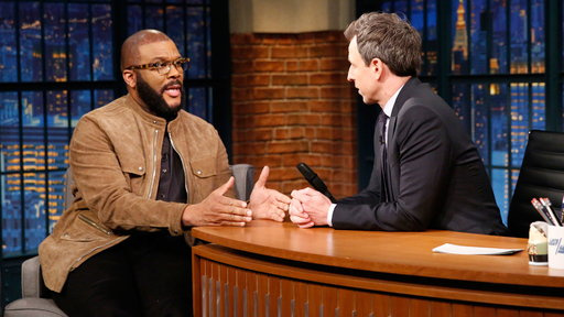 Late Night with Seth Meyers S05E82 Tyler Perry, Ben Mendelsohn, McKay Coppins