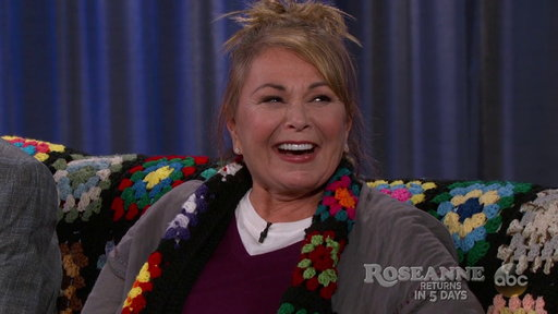S16E40 Roseanne Barr on Supporting Donald Trump