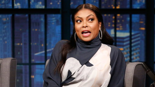Late Night with Seth Meyers S05E83 Taraji P. Henson, Thomas Middleditch, Yungblud