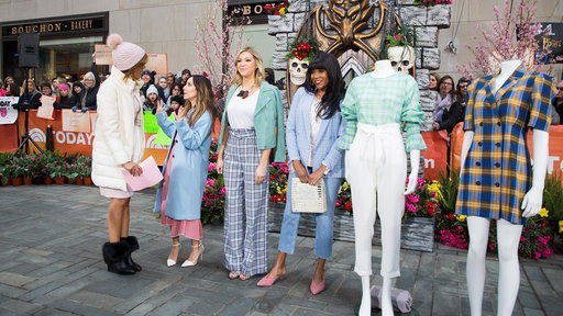 S0E0 The TODAY Style Squad shows off top spring trends