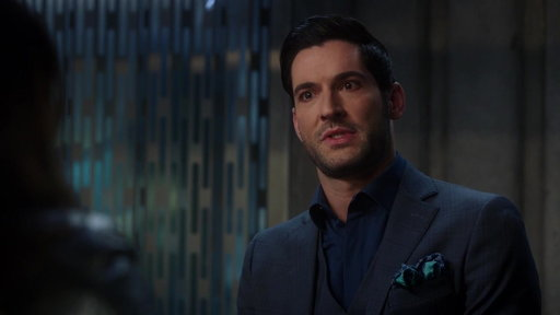 S3E19 Lucifer Thinks Maze Is Trying To Mess With Him