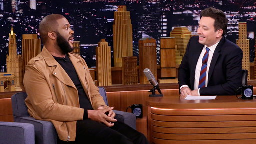 The Tonight Show Starring Jimmy Fallon S05E97 Tyler Perry, Jim Jeffries, Joe List
