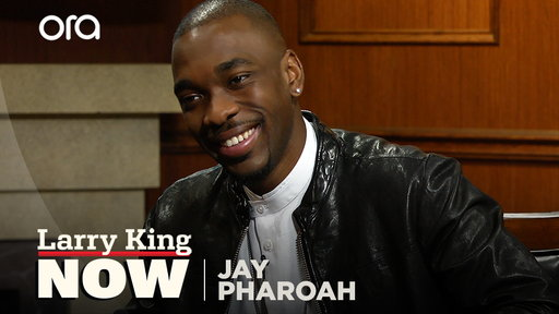Larry King Now S06E105 Jay Pharoah on Soderbergh, 'SNL,' & His Many Impressions