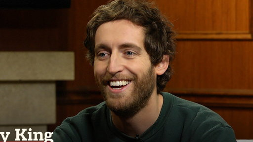 Larry King Now S06E106 Thomas Middleditch on 'Silicon Valley,' improv, & T.J. Miller