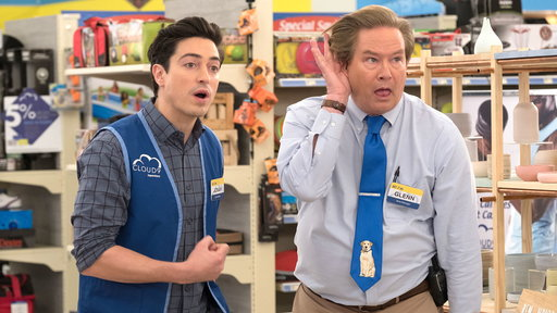 Superstore S03E18 Local Vendors Day